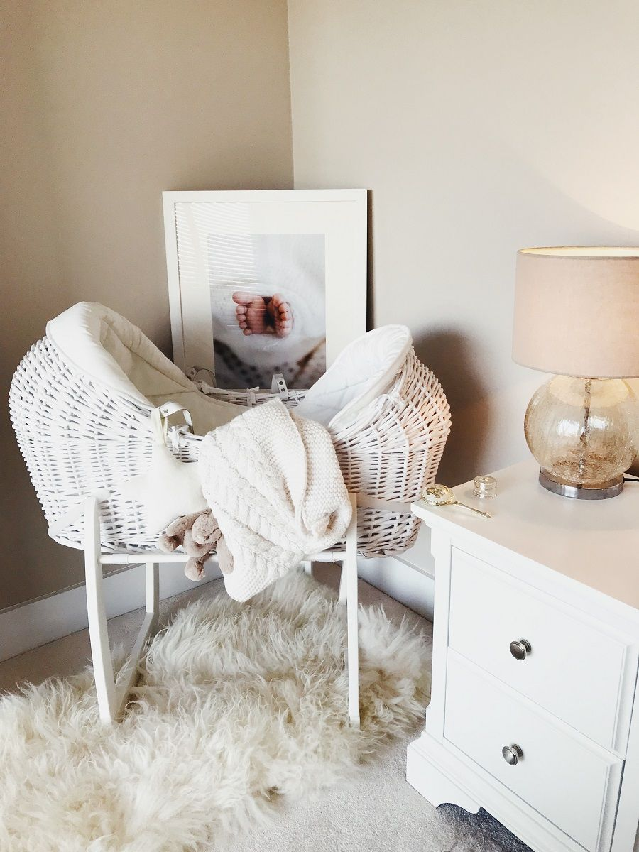 My pregnancy Journey - the crib is ready and waiting